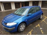 Renault megane 1.4 cheap insurance and low tax bracket
