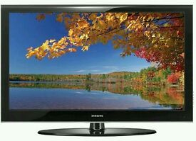 "Samsung 32"" lcd tv built in freeview fullhd 1080p good condition fully working ."