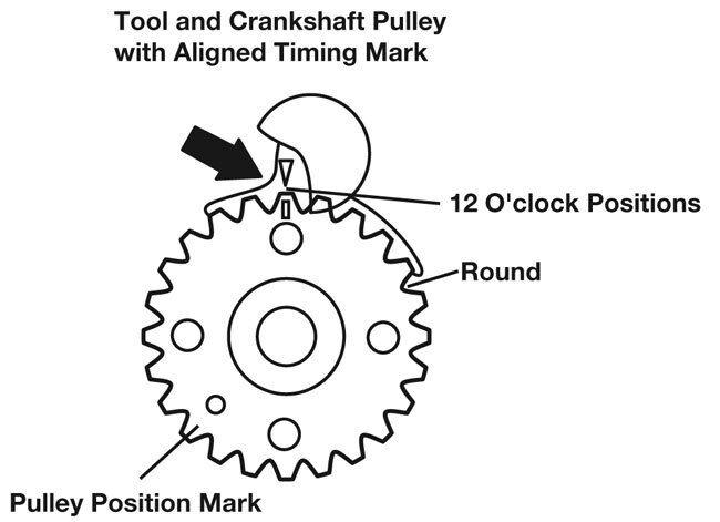 MXECO Per motore diesel Timing Tool Kit Crank /& Cam Locking Strumento per VW per AUDI 1.2 1.4 1.9 2.0 TDI PD per Diesel Timing Tool Set