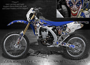 YAMAHA WR GRAPHICS PACKAGE