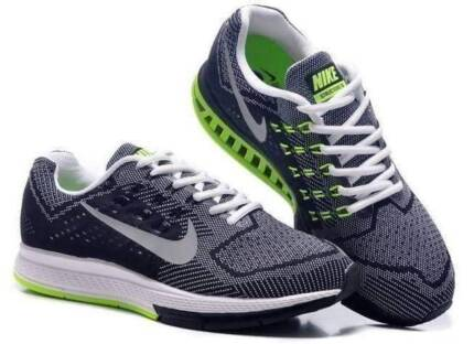NIKE Air Zoom Structure 18 Men's Running Shoe Langwarrin Frankston Area Preview