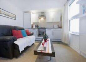 1 bedroom flat 2 mins walk to (Zone 2) Clapham North Underground station (DSS WELCOME)