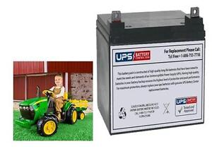 John Deere 100 Ride-on Toy Battery