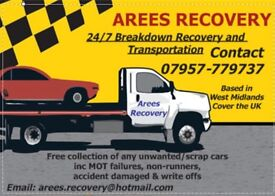 Scrap Cars WANTED £££ Excellent Rates Paid £££