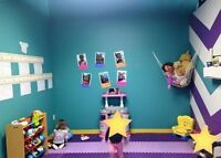 Childcare Spaces Available (15-24 months of age)