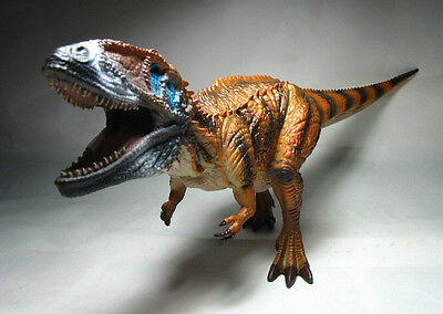 2014 New Collecta Dinosaur Toy / Figure Carcharodontosaurus (1 : 40)