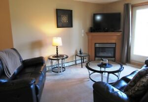 Beautiful Fully Furnished 1.5 Bedroom Condo in Devonshire!
