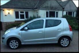 NISSAN PIXO 5dr 2012 41K FSH GC Tax Exempt