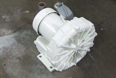Fuji Vfc508af 1.9kw 2-12 Hp 200220v 6.86 Kpa 3 Mmin 3ph Blower Rebuilt