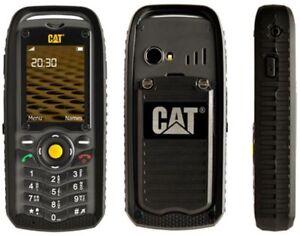 NEW CAT B25 TOUGH SOILD BUILDERS MOBILE PHONE RUGGED DUAL SIM UNLOCKED TRADESMAN