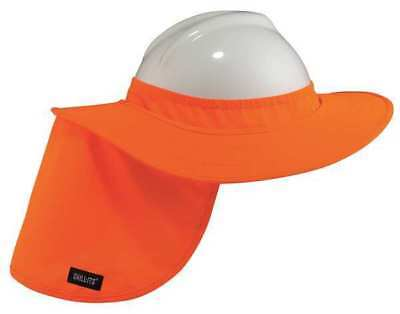 Chill-its By Ergodyne 6660 Hard Hat Brim With Shadeprovides Shade