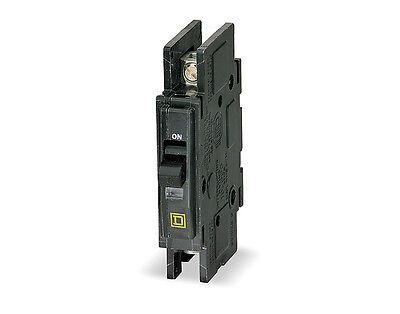 New Qou140 Square-d Circuit Breaker 120240 Vac 40a Din Rail Mount Single Pole