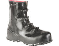 Acton 100% rubber over boots
