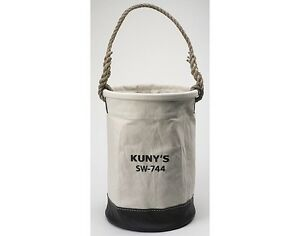 Kuny's SW744 Leather Bottom Bucket. New, 1/3 the $