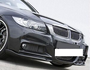 Hamann Front Spoiler 2-Piece for BMW 3 Series E90 & E91 For M-Tc