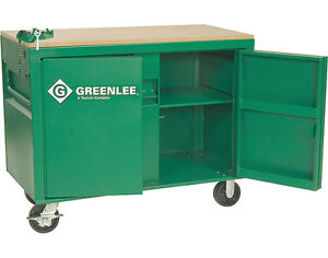 Greenlee Rolling Workbench/Toolbox