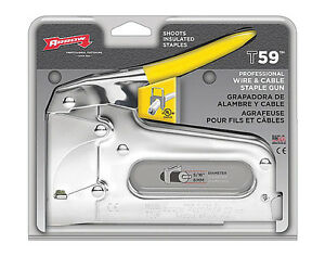 Arrow Fastener T59 STAPLE GUN TACKER