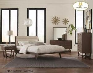 QUEEN BEDROOM SET SALE TORONTO - FREE SHIPPING | CALL -905-451-8999 (BD-1)