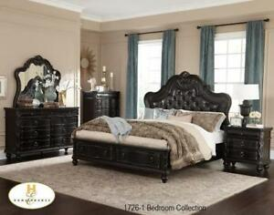 king size bedroom sets canada (MA451)