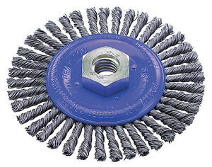 Walter Stainless Wire Wheel Brush