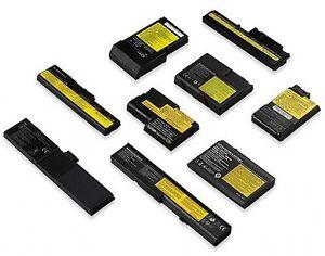 Batterie pour  portable ( Laptop battery )24.99$