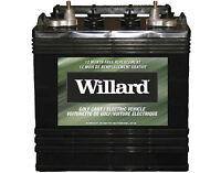 batterie deap cycle 6 volts