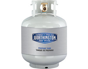 20lbs industrial propane tanks