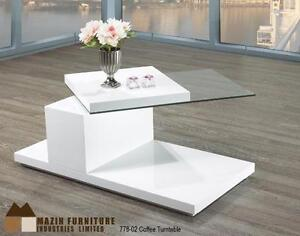 Hometown Furniture --- modern coffee table on sale