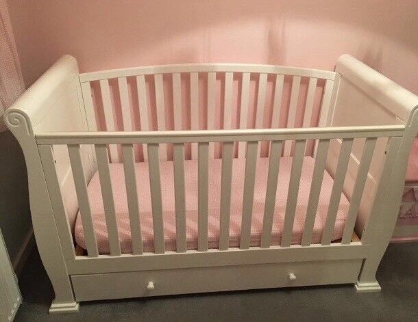 Babies R Us Sleigh Cot Bed In Hyde Manchester Gumtree