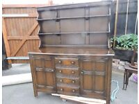 * Free Delivery Available * Ercol Colonial Dresser / Sideboard