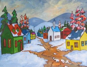 """INVENTORY CLEARANCE Original """"One-Of-A-Kind"""" NEW paintings"""