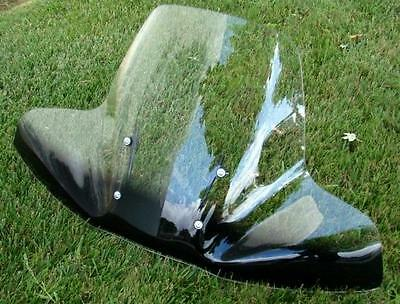 2-Tone WINDSHIELD for Honda Magna Shadow Spirit Valkyrie VTX VT ACE 600 750 1100