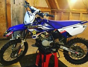 2015 Yamaha Supermini (Tags Yz85 yz125)