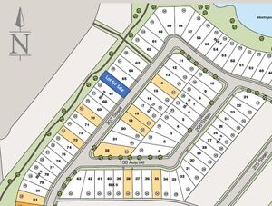 Build Your New Home in Trumpeter -  Lot for Sale