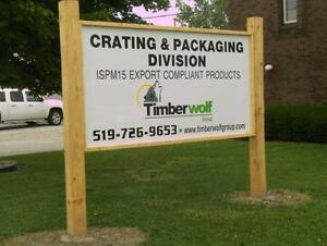 Wood Pallets Recycled Largest Selection Serving Detroit Area Windsor Region Ontario image 6