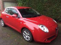 Alfa Romeo Mito Turismo 1.4 Petrol Only 41k