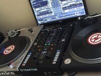 Traktor Z2 DJ Mixer / Controller + Traktor Scratch Pro 2 + 2 Vinyls £380