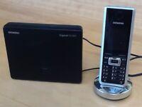 Siemens digital cordless answer phone