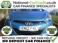 Hyundai I30 1.4 CLASSIC - BAD CREDIT FINANCE