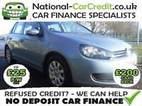 Volkswagen Golf TDi 1.6 TDI 0% DEPOSIT FINANCE