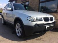 2005 BMW X3 D SPORT ESTATE DIESEL