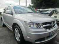 Dodge Journey 2.0 CRD - GOOD / BAD CREDIT £25 PW - 100% GUARANTEED ACCEPTANCE