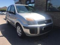 2006 FORD FUSION STYLE CLIMATE HATCHBACK DIESEL
