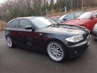 BMW 1 SERIES 118d Sport (black) 2005