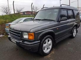 Land Rover Discovery Td5 ES 7 Seat (grey) 2002