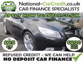 Vauxhall Insignia 2.0 CDTi SRi - BAD CREDIT FINANCE