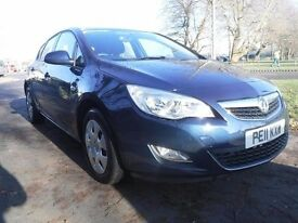 Vauxhall Astra 1.6 exclusive - FROM £30 PER WEEK
