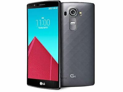 "LG G4 H810 32GB AT&T Unlocked 4G LTE Mobile Phone WiFi 5.5"" GSM Network"