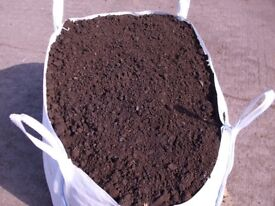 TOPSOIL, BEST QUALITY, BEST PRICE, DELIVERED BY THE TONNE, TOP QUALITY TOPSOIL