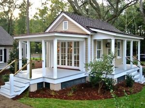 Custom Cottage and Mobile Home  Construction